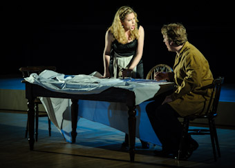 Opera Scenes - Lighting Design by ANDREW WILSON